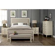 White - Bedroom Furniture Set - Bedroom Furniture - Furniture - The ...