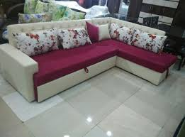l shape sofa bed with storage l