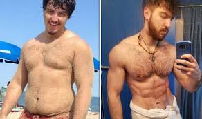 How To Lose Weight Man Follows Vegan Diet Plan And Sheds