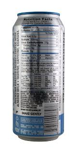 Rockstar Roasted Coffee Energy Light Vanilla Light Vanilla Rockstar Roasted Bevnet Com Product Review