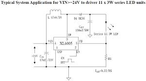 led light driver circuit diagram the wiring diagram 12v led circuit diagram switching constant current driver circuit circuit diagram