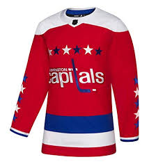 New Capitals Capitals New Alternate Alternate Jersey Jersey