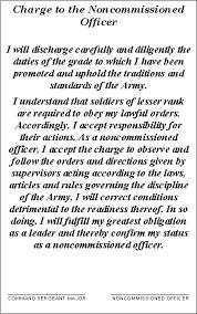 army warrior ethos essay