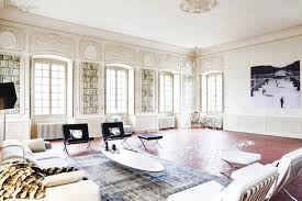 Van Interior Design Classy A Living Room In A Castle To Contrast With The Old Spirit Of The