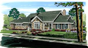 Click Here to see an even larger picture. Ranch Traditional House ...