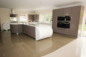 modern curved kitchen island. Curved Kitchen Island Design Contemporary-kitchen Modern N