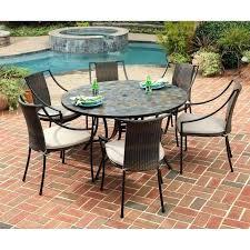meridian 6 piece patio dining set meridian 6 piece patio dining set inspirational 8 seat patio