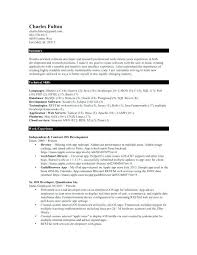 Web Services Resume Best Software Test Engineer Resume Sample Baxrayder