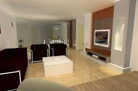 Interior Design: Pretty Modern Living Room Decorating And Interior ...