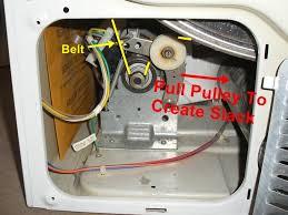 kenmore dryer belt. dryer bulkhead kenmore belt