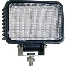 Rectangular Led Flood Lights Buyers Products Company 4 X 6 In Clear Rectangular Flood