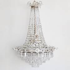 english 1920s crystal tent and waterfall chandelier agapanthus interiors
