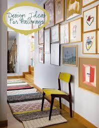 Hallway Wall Ideas Interior Design Entrancing Hallway Ideas For Your Decor And