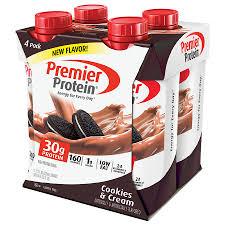 premier protein premier protein shake cookies cream11 oz x 4 pack