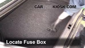 interior fuse box location 2000 2006 lincoln ls 2004 lincoln ls  at 2001 Lincoln Ls Trunk Fuse Box Relays Are Hot