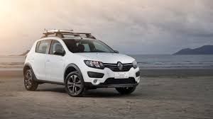 2016 Renault Sandero Stepway Rip Curl Launched in South America ...