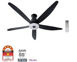 aura 5 blade ceiling fan