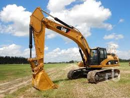 Caterpillar 365c L Hydraulic Excavator Specs Dimensions