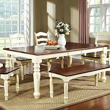 country style dining room furniture. Country Style Dining Room Set Incredible Ideas Sets Prissy Inspiration Palisade Cherry Amp White Finish Table Furniture