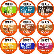 As another stated under the cinnamon variety, this can be found at big lots for $5. Maud S Decaf Coffee Variety Pack 80ct Solar Energy Produced Recyclable Single Serve Decaf Coffee Pods 100 Arabica Coffee California Roasted Decaf Variety Pack Kcups Compatible Including 2 0 Amazon Com Grocery Gourmet Food