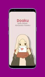 Girly achtergrond muslimah for Android ...