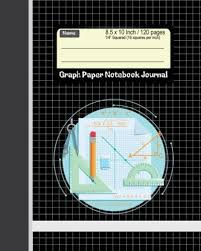 Pdf Download Graph Paper Notebook Journal 8 5 X 10 Inch 120