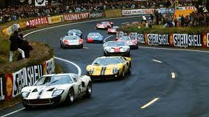 The Story Of How Ford Beat Ferrari At Le Mans