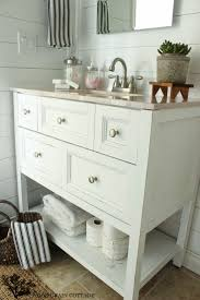 Raising Bathroom Vanity Height Best 20 Bathroom Vanity Makeover Ideas On Pinterest Paint