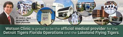 watson clinic llp family health medical center lakeland tigers official