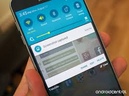 how to take a screenshot on the galaxy note 5 android central how to take a screenshot on the galaxy note 5