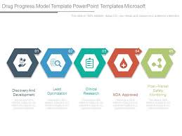 microsoft powerpoint slideshow templates drug progress model template powerpoint templates microsoft