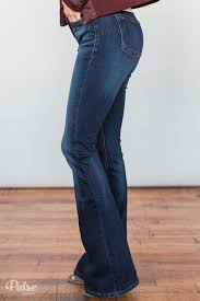 Kan Can Jeans Everly Flare The Pulse Boutique
