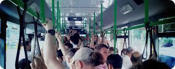Картинки по запросу автобус в час пик