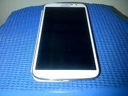 White Samsung Galaxy Mega 63 i9200 ...
