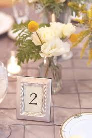 table number frames rhinestone frame