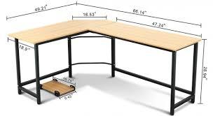 best computer furniture. 14tribesigns modern lshaped desk corner computer best furniture d