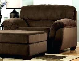overstuffed chair with ottoman and best chairs ideas on oversized living room slipcovers overstuffed chair with ottoman