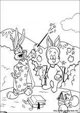 Small Picture Bugs Bunny coloring pages on Coloring Bookinfo