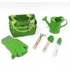 kids gardening tools set