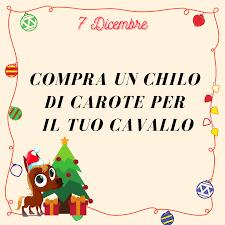 CONTO ALLA ROVESCIA A NATALE Semplici... - Comunicare con il Cavallo by  Antonio e Michele Caputo