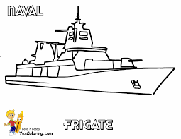 Navy Ship Coloring Pages Aircraft Carrier Battleship Chronicles