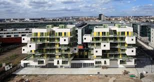 Paris Housing, Residential Buildings: Properties - e-architect
