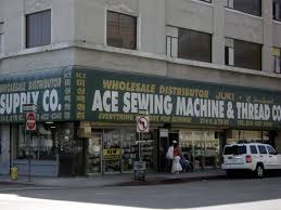 Ace Sewing Machine Downtown Los Angeles