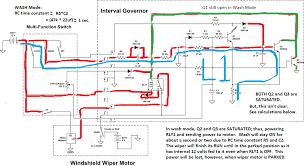1994 ford ranger interval governor for windshield wiper motor eb 1994 ford ranger wiper motor interval governor wash mode
