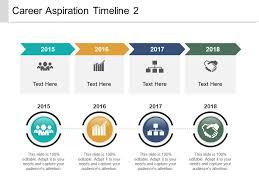 Timeline Powerpoint Slide Career Aspiration Timeline 2 Powerpoint Presentation