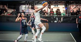Maybe you would like to learn more about one of these? Basket 3x3 On Va A Tokyo Pour Battre Team Usa