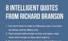 Intelligent Quotes New 48 Intelligent Quotes From Richard Branson