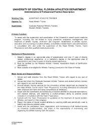 Sample Resume For High School Student Athlete Valid High School