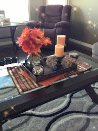 Centerpiece For Coffee Table Fall Decor For A Coffee Table Fall Decorating Pinterest
