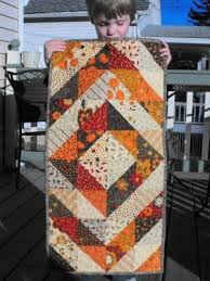 81 best Thanksgiving Quilts & Crafts images on Pinterest   Bag ... & Raggedy Owl: a table quilt for Thanksgiving Adamdwight.com